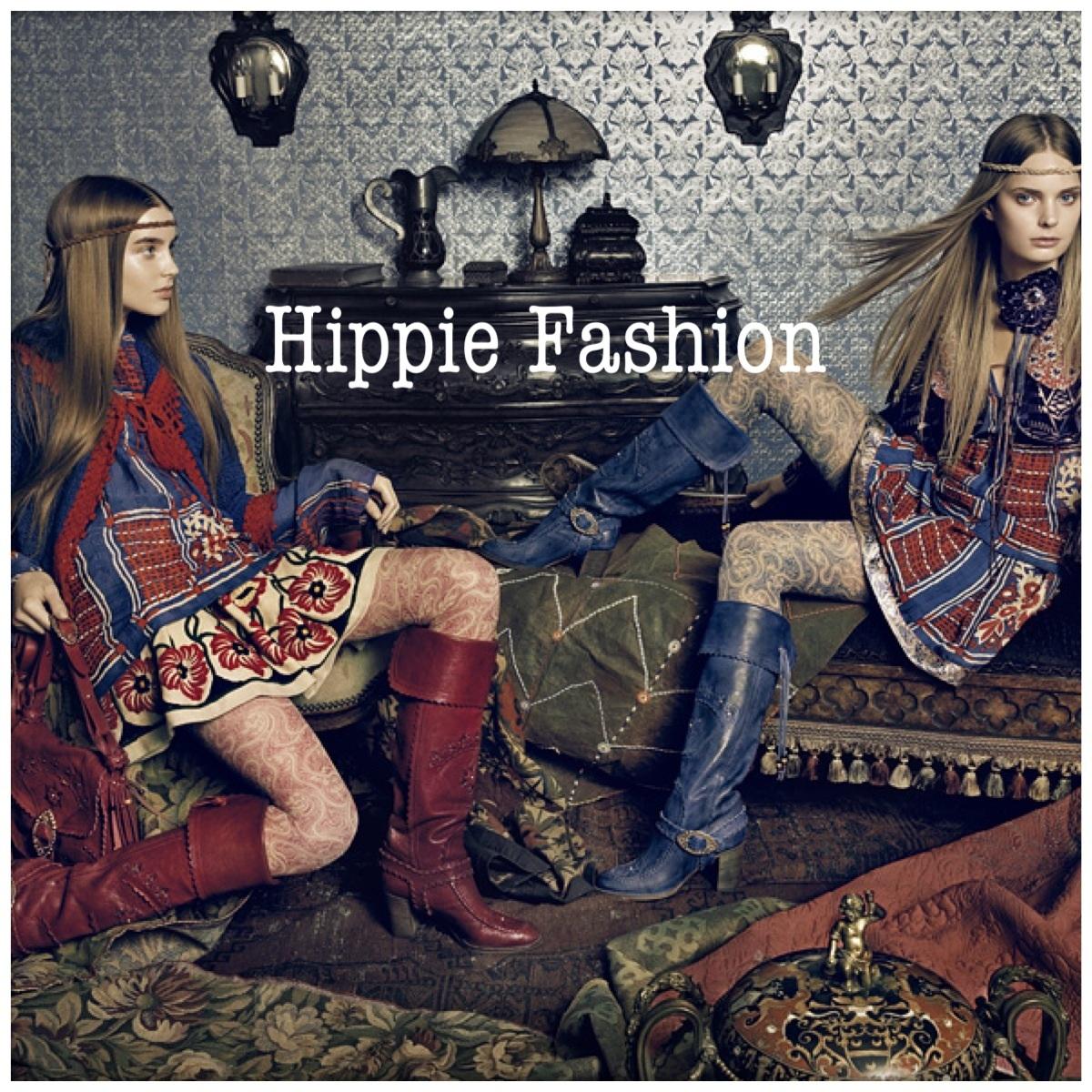 Hippie movement style ersity