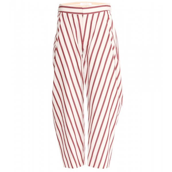 Stripes in fashion history 6